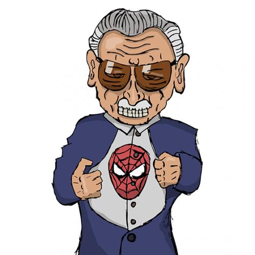 Rest In Peace Stan Lee